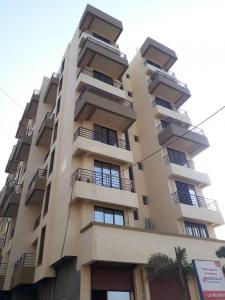 Gallery Cover Image of 575 Sq.ft 1 BHK Apartment for rent in Shree Adeshwar Anand Height Wing B And C, Nalasopara West for 6500
