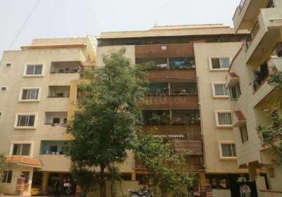 Gallery Cover Image of 1680 Sq.ft 3 BHK Apartment for rent in Sriven Towers, Munnekollal for 40000