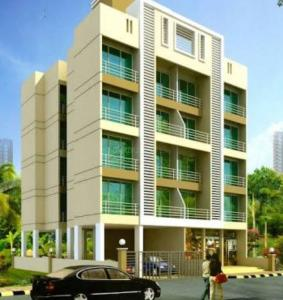 Gallery Cover Image of 620 Sq.ft 1 BHK Apartment for rent in Shakti Dham, Ghansoli for 15000