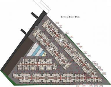 Gallery Cover Image of 1550 Sq.ft 2 BHK Apartment for rent in Pazhavanthangal for 30000
