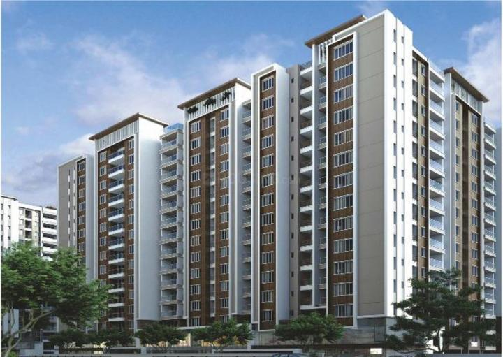 Project Image of 1203.0 - 1718.0 Sq.ft 2 BHK Apartment for buy in VGN Fairmont