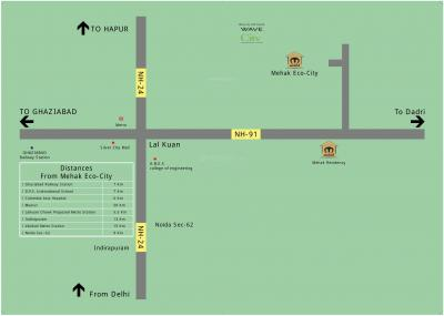 Project Image of 1018.0 - 1980.0 Sq.ft 2 BHK Villa for buy in Mehak Eco City Villas