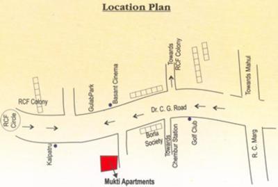 भोलेनाथ मुक्ति अपार्टमेंट्स में खरीदने के लिए 925.0 - 1030.0 Sq.ft 2 BHK अपार्टमेंट प्रोजेक्ट  की तस्वीर