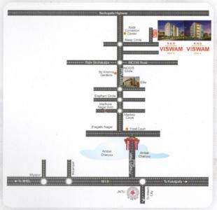 Project Image of 1120.0 - 1455.0 Sq.ft 2 BHK Apartment for buy in RNG Viswams Sunrise B Wing