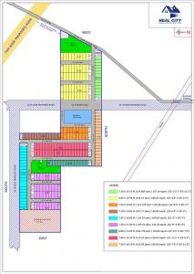 Gallery Cover Image of 1224 Sq.ft Residential Plot for buy in Soha Neal City, Sector 84 for 2800000