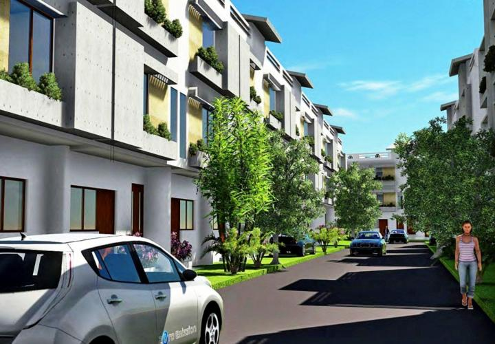 Project Image of 0 - 1965 Sq.ft 4 BHK Bungalow for buy in Shri Sampada