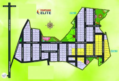 Project Image of 1476 - 16830 Sq.ft Residential Plot Plot for buy in Fortune Elite 1 LP
