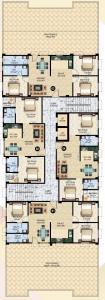 Project Image of 650.0 - 845.0 Sq.ft 2 BHK Apartment for buy in Sri Mateshwari Residency