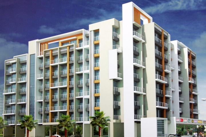Project Image of 665.0 - 1150.0 Sq.ft 1 BHK Apartment for buy in Amrut Sai AmrutParadise