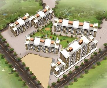 Gallery Cover Image of 625 Sq.ft 1 BHK Apartment for rent in Sadguru Complex, Mira Road East for 14000