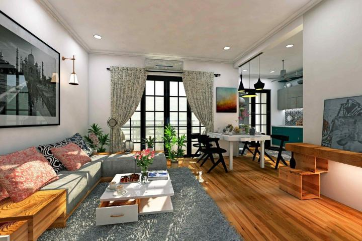 Project Image of 0 - 782.46 Sq.ft 2 BHK Apartment for buy in Shree Sai Safalya