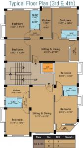Project Image of 1120.0 - 1300.0 Sq.ft 2 BHK Apartment for buy in SGA Projects Hemlata