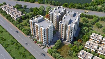 Project Image of 972.0 - 1062.0 Sq.ft 2 BHK Apartment for buy in Sun Suryansh Solitaire