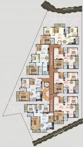 Project Image of 1000.0 - 1295.0 Sq.ft 2 BHK Apartment for buy in Venkatadri Residency