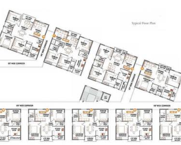 Project Image of 1195.0 - 1810.0 Sq.ft 2 BHK Apartment for buy in SV Constructions Hyderabad Pride