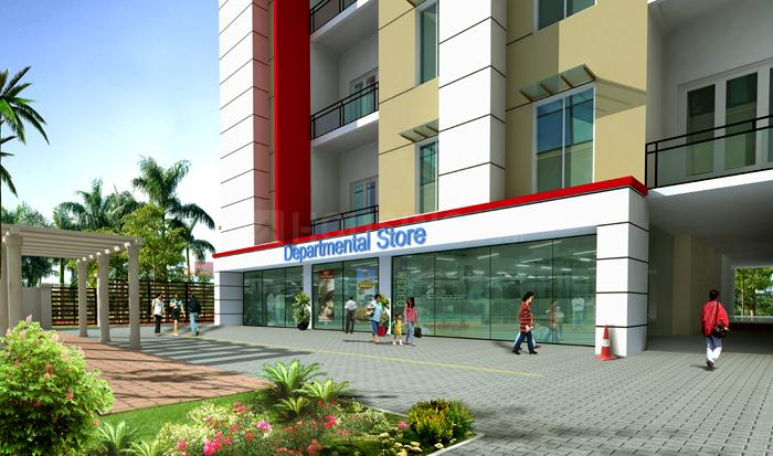 Project Image of 738.0 - 1414.0 Sq.ft 1.5 BHK Apartment for buy in Vasavi Majestica