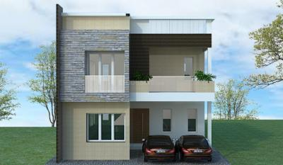 Project Image of 1840 - 4200 Sq.ft 3 BHK Villa for buy in VIP Castle Anugraha Gated Community Villas