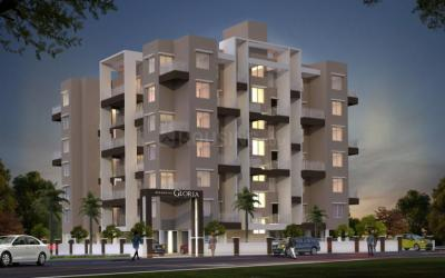 Project Image of 484.59 - 682.32 Sq.ft 1 BHK Apartment for buy in MKR Bhagirati Gloria