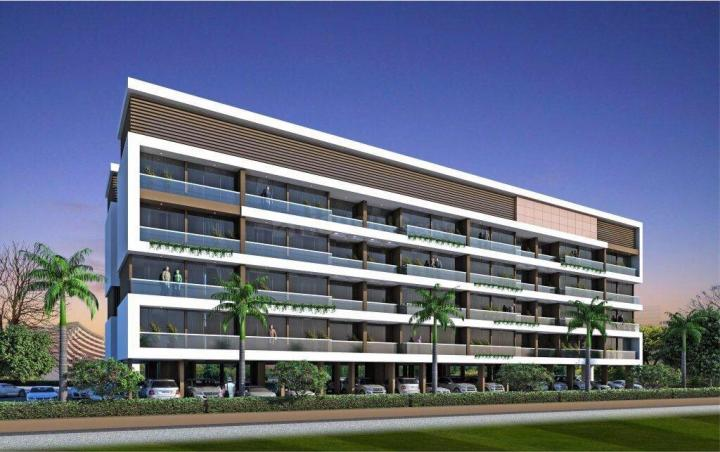 Project Image of 355.0 - 495.0 Sq.ft 1 BHK Apartment for buy in Mahaavir Majesty
