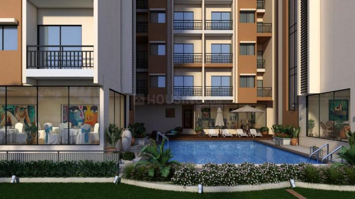 Project Image of 34.337 - 363.86 Sq.ft 1 RK Apartment for buy in Unimont Aurum