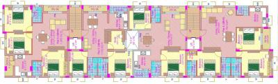 श्री सुप्रभातम ट्राइडेंट में खरीदने के लिए 1155.0 - 1700.0 Sq.ft 3 BHK अपार्टमेंट प्रोजेक्ट  की तस्वीर