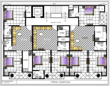 दूषद होम्स में खरीदने के लिए 643.0 - 927.0 Sq.ft 2 BHK अपार्टमेंट प्रोजेक्ट  की तस्वीर