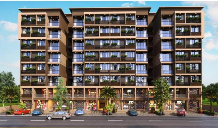 Project Image of 555.53 - 883.5 Sq.ft 2 BHK Apartment for buy in Shreeji Sky