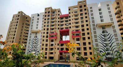 Gallery Cover Image of 1700 Sq.ft 3 BHK Apartment for rent in Ambuja Ujjwala The Condoville, Rajarhat for 40000