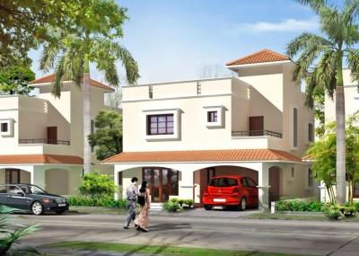 Project Image of 2224.0 - 3500.0 Sq.ft 3 BHK Villa for buy in Alliance Bougainvillea