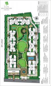 इलाइट गोल्फ ग्रीन्स में खरीदने के लिए 1215.0 - 2715.0 Sq.ft 2 BHK अपार्टमेंट प्रोजेक्ट  की तस्वीर