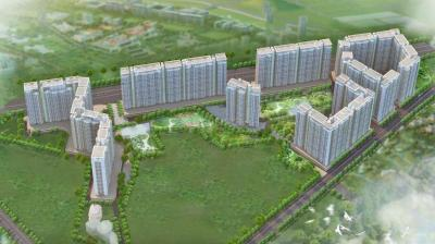 Project Image of 262.85 - 266.19 Sq.ft 1 BHK Apartment for buy in JP North Aviva