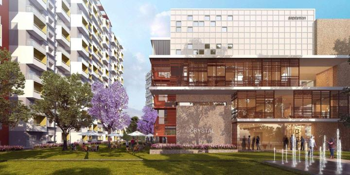 Project Image of 997.0 - 1498.0 Sq.ft 2 BHK Apartment for buy in Park Cubix