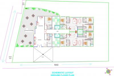 Project Image of 2400.0 - 4200.0 Sq.ft 3 BHK Apartment for buy in Redifice Avalon Exeter