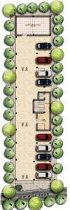 Project Image of 1429 - 1718 Sq.ft 3 BHK Apartment for buy in Satvika Sai Kalpaka