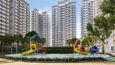 Project Image of 493.0 - 508.0 Sq.ft 2 BHK Apartment for buy in Raunak City Sector IV D3