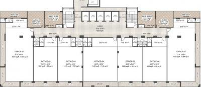Project Image of 2481.83 - 3945.62 Sq.ft Office Office for buy in Mayuresh Planet