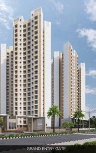 Project Image of 284.81 - 449.5 Sq.ft 1 BHK Apartment for buy in Sunteck West World 2 Tivri Naigaon East