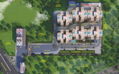 Project Image of 307.64 - 598.53 Sq.ft 1 BHK Apartment for buy in Pyramid Heights