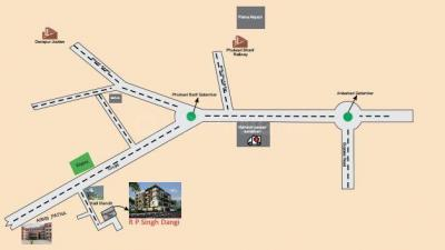 Project Image of 222.0 - 932.89 Sq.ft 2 BHK Apartment for buy in Apna Ashiana RP Singh Dangi