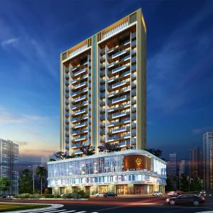 Project Image of 449.72 - 463.71 Sq.ft 2 BHK Apartment for buy in KT Sai Kutir