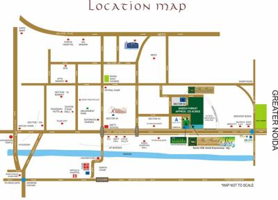 Project Image of 3550 - 7000 Sq.ft 4 BHK Apartment for buy in Omaxe The Forest
