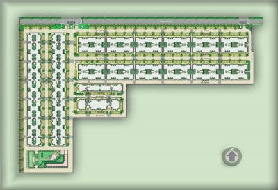 Gallery Cover Image of 1800 Sq.ft 3 BHK Independent Floor for rent in BPTP Park Floors II, Sector 76 for 8500