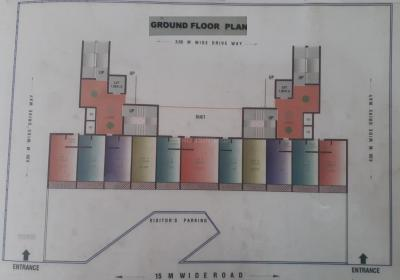 Project Image of 615.0 - 640.0 Sq.ft 1 BHK Apartment for buy in Prominent Eden Park