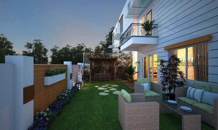 Project Image of 2250.0 - 2660.0 Sq.ft 4 BHK Villa for buy in SPT The Connected Living