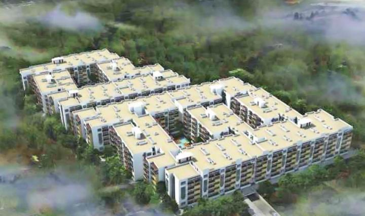 Project Image of 1365.0 - 1635.0 Sq.ft 2 BHK Apartment for buy in BM Pristine