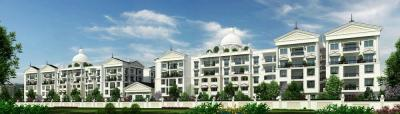 Gallery Cover Image of 1590 Sq.ft 2 BHK Apartment for rent in First Lotus Palace, Kasavanahalli for 26000
