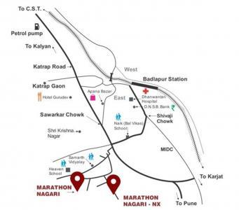 Marathon Nagari NX Vitoria D