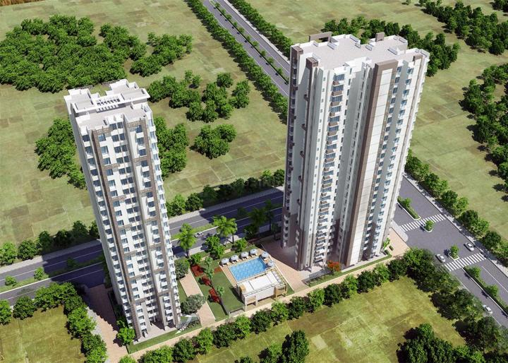 Project Image of 880.0 - 1485.0 Sq.ft 2 BHK Apartment for buy in Apex Court