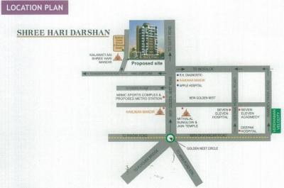 Project Image of 392 - 543 Sq.ft 1 BHK Apartment for buy in Shubham Shree Hari Darshan Building No 7