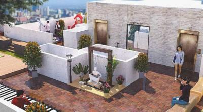 Project Image of 366.0 - 425.0 Sq.ft 1 BHK Apartment for buy in MK Gabino